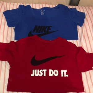 Nike t shirt bundle